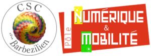 CSC pole numérique logo Barbezieux