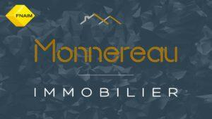 logo Monnereau immobilier Barbezieux