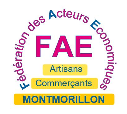 FAE Montmorillon logo
