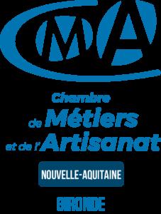 CMA Nouvelle Aquitaine logo